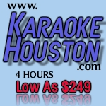Karaoke Houston-Houston DJs