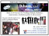DJsam, LLC-Washington DJs
