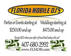 Florida Mobile Dj's-Kissimmee DJs