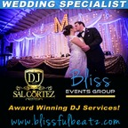 The Trusted Choice by Brides Like You!-Visalia DJs