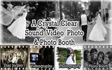 Crystal Clear DJ Video Photo Photo Booth-Mentor Photographers