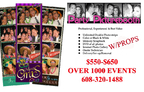 Party Picturebooth Photobooth Rental-Milwaukee Photo Booths