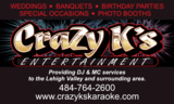 Crazy k's Entertainment & Photo Booth Services-Flanders DJs