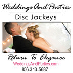 WeddingsAndParties DJ's/MC's & Uplighting-Atlantic City DJs