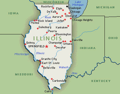 Illinois IL DJs